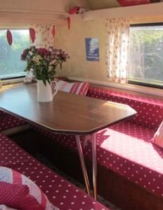 Vintage Caravan Interiors Ideas - valoblogi com