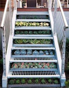 creative backyard designs adding interest to landscaping ideas under stairsoutside also rh pinterest