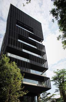 Building Facade Architecture