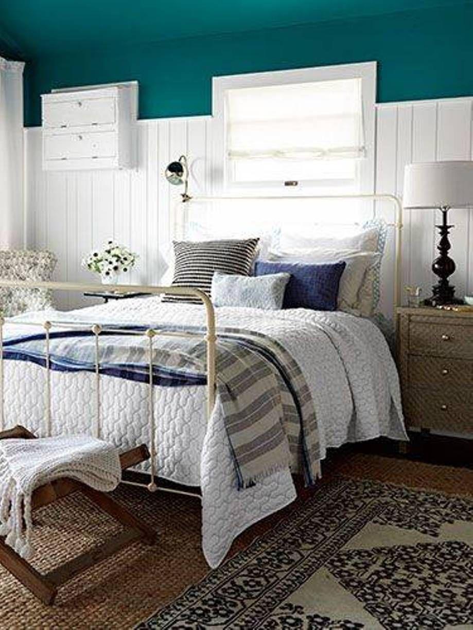 Bedroom , Comfy Master Bedroom Cottage Style : Master