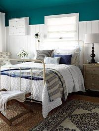 Bedroom , Comfy Master Bedroom Cottage Style : Master