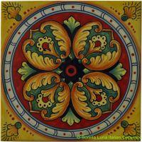 Hand painted Italian Ceramic Tiles | Ceramics tiles ...