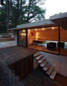 House also gustavo sosa pinilla summer by bak arquitectos as architects rh pinterest