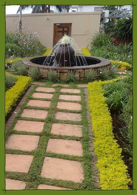 South African Gardens Garden Coaching Garden Design Diy