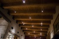 track lighting on beams - Google Search | House Ideas ...