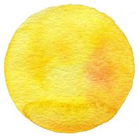 watercolor circle painted background ~ Abstract Photos on ...