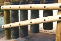 Drain Pipe Drums for a musical outdoors | Preschool ...
