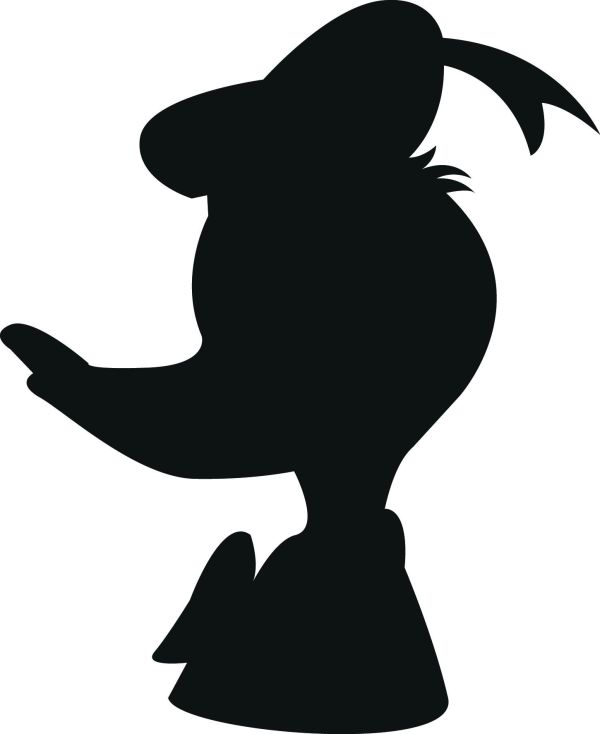 Disney Maleficent Mickey Silhouette Svg Year Of Clean Water