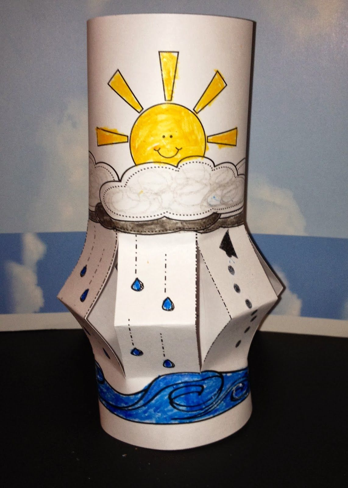 Science Art Projects For Elementary Students