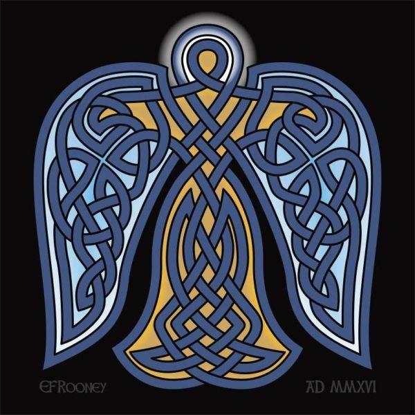 Angel Knot - Celtic Knotwork . Rooney