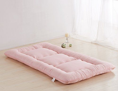 Light Pink Futon Tatami Mat Anese Mattress Bean Bag