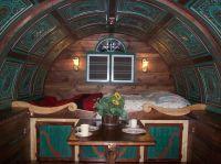 Gypsy Wagon Interiors   sheepwagons,woolywagons,campwagons ...