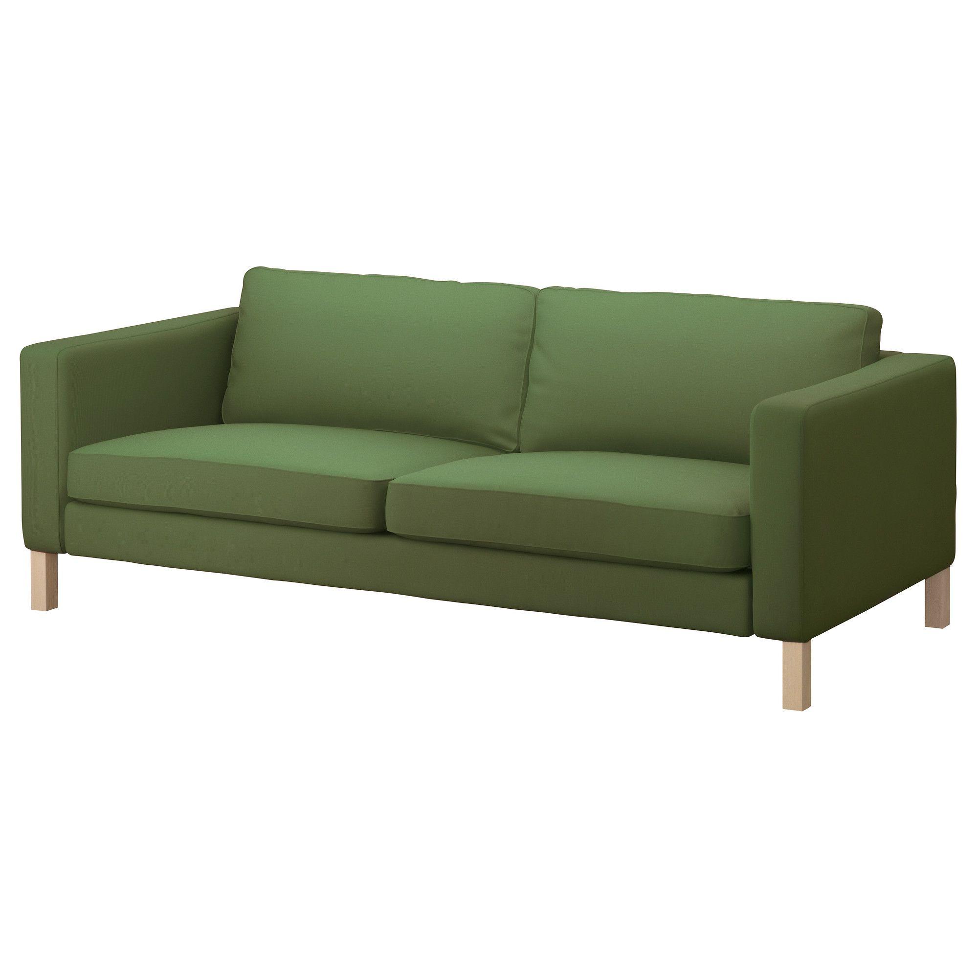 karlstad sofa blekinge white cozy microfiber bed with storage 3er sivik grün ikea die alte münz