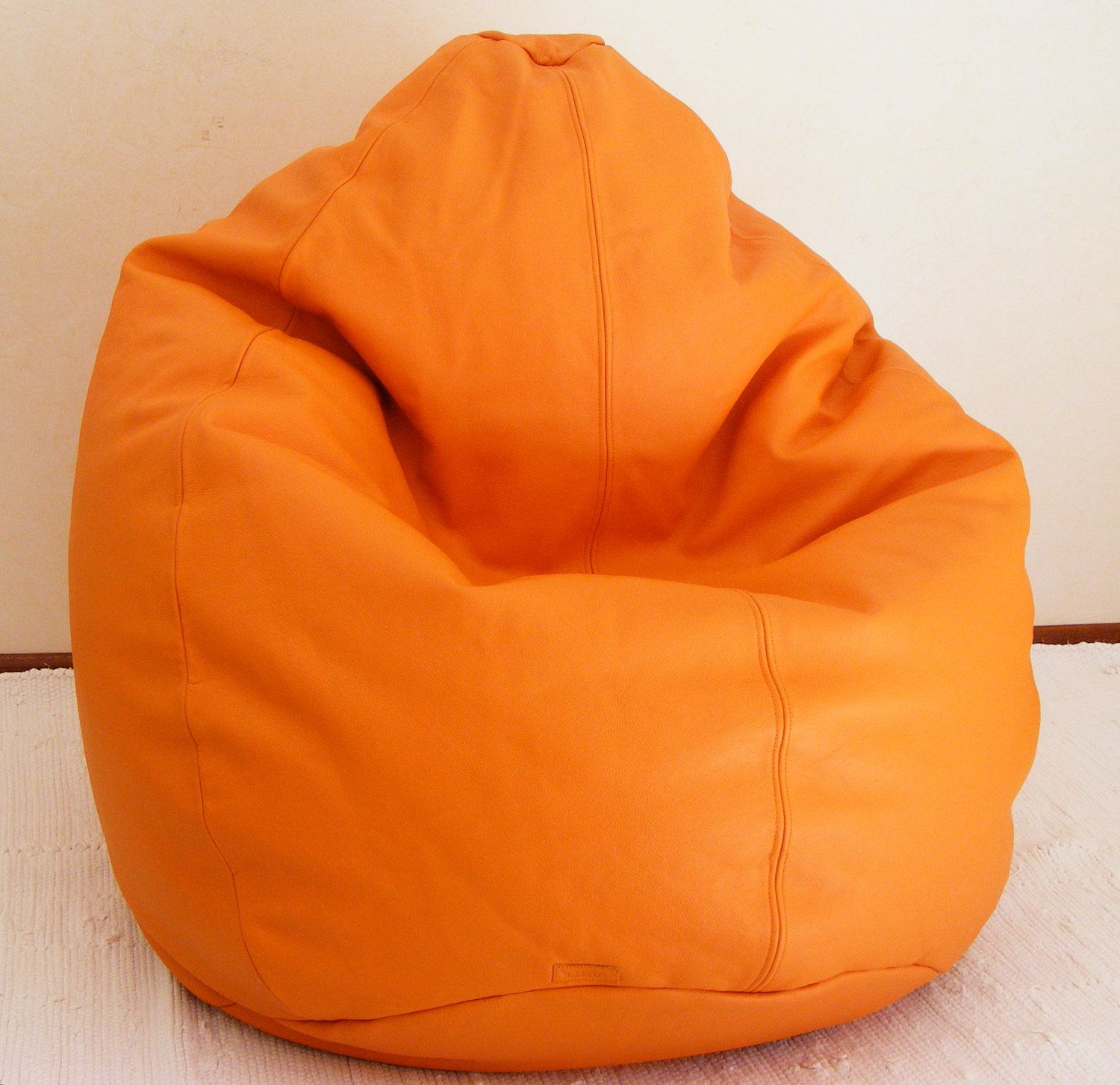 diy bean bag chair cover hair on hide dining chairs sewing pattern by lithashand etsy