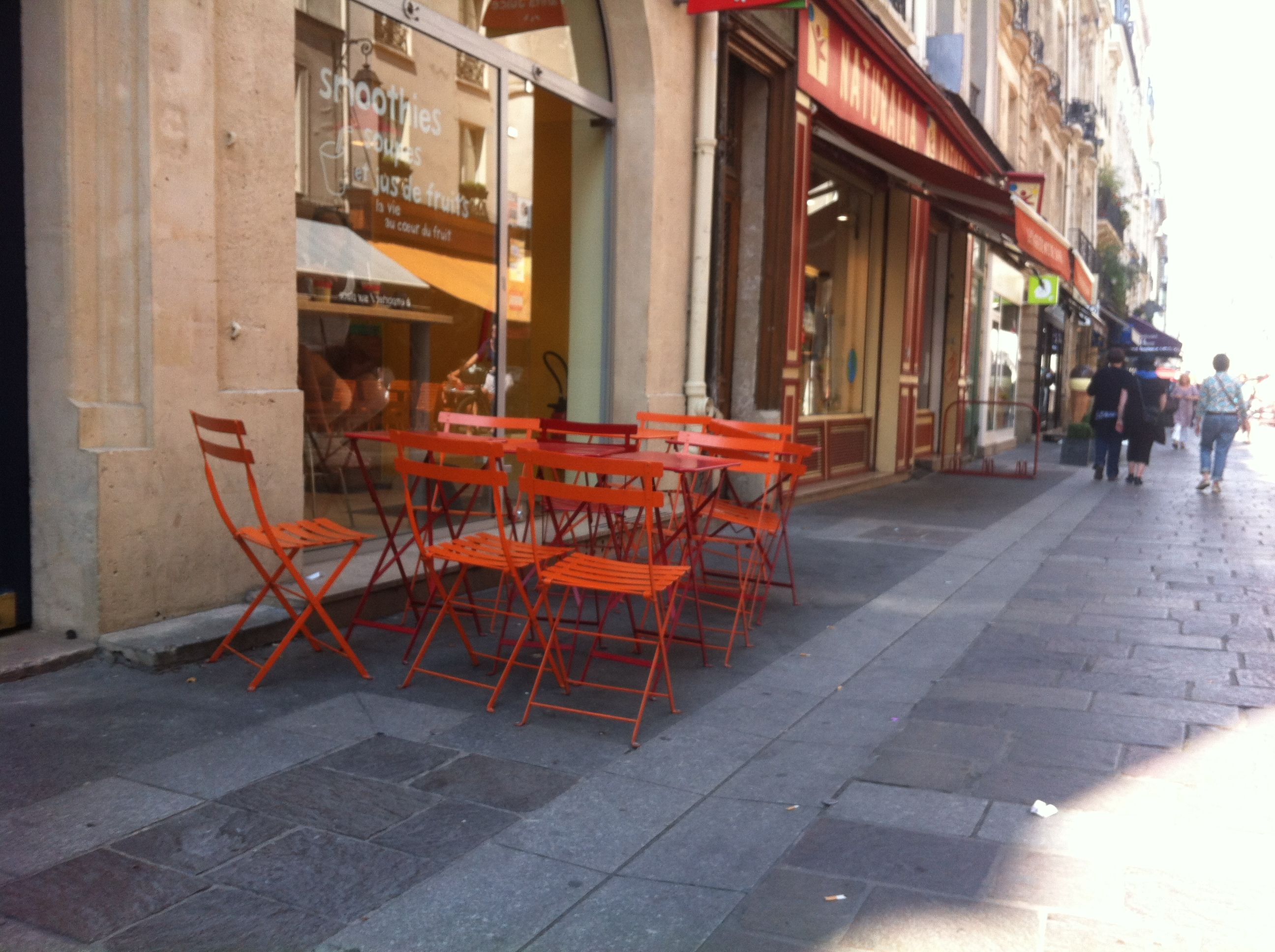 Fermob Bistro Chair Fermob Bistro Chairs And Tables In France Fermob Bistro