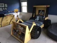 Toddler Truck Bed https://www.etsy.com/shop/HammerTree ...