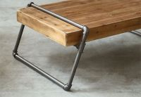 Nordic expression / retro mining / wood furniture / wood ...