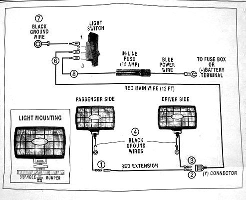Truck Light Wiring Diagram : 26 Wiring Diagram Images