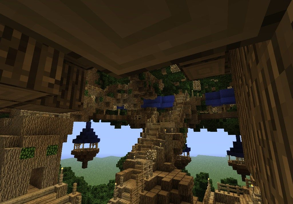 8 Really Cool Minecraft Biome Suggestions Games Pinterest