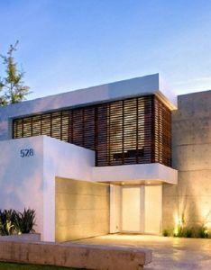 Permanent link to simple modern house designs  facade minimalist pared del alfrente en also rh nz pinterest