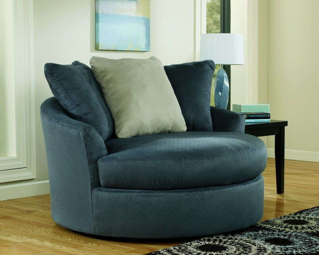 Swivel Chairs For Living Room Magnificent Green Blue