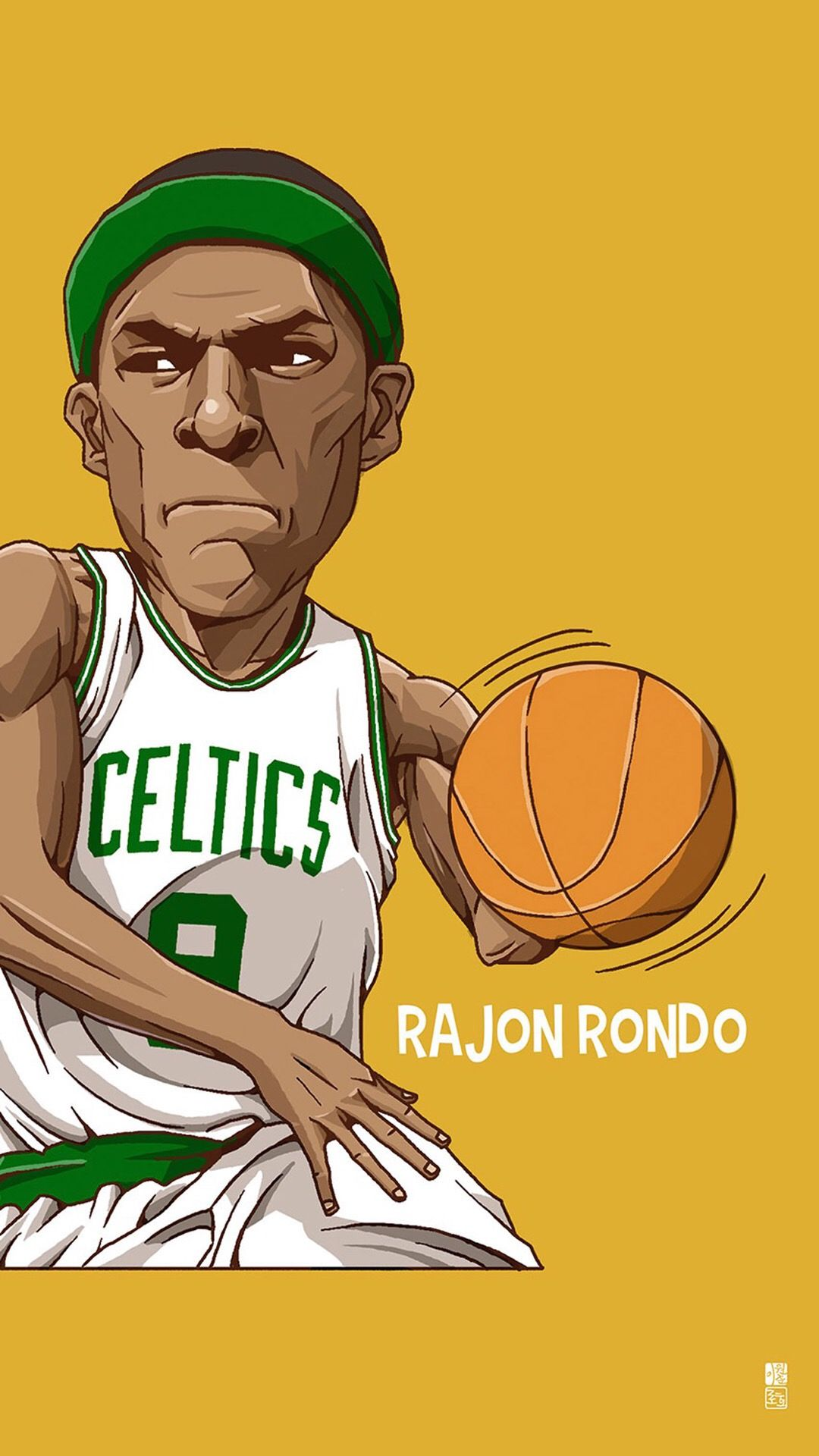 Cute Boy Wallpaper Mobile9 Rajon Rondo Tap To See Collection Of Famous Nba