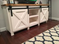 Build a TV Stand or Media Console With These Free Plans