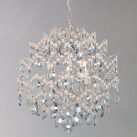 Baroque Crystal Chandelier