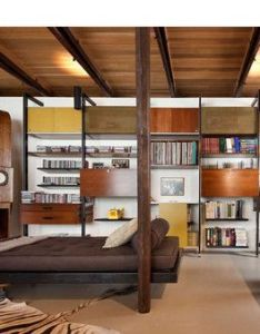 Jean prouve   pavillon ca sumally house of honey arch pinterest interiors and modern also rh