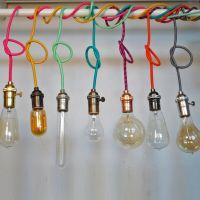 Custom Color Pendant Light hangoutlighting.com | I light ...