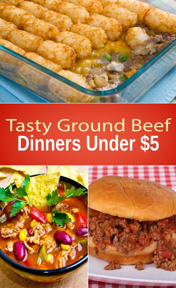 Easy Tasty Dinner Recipes