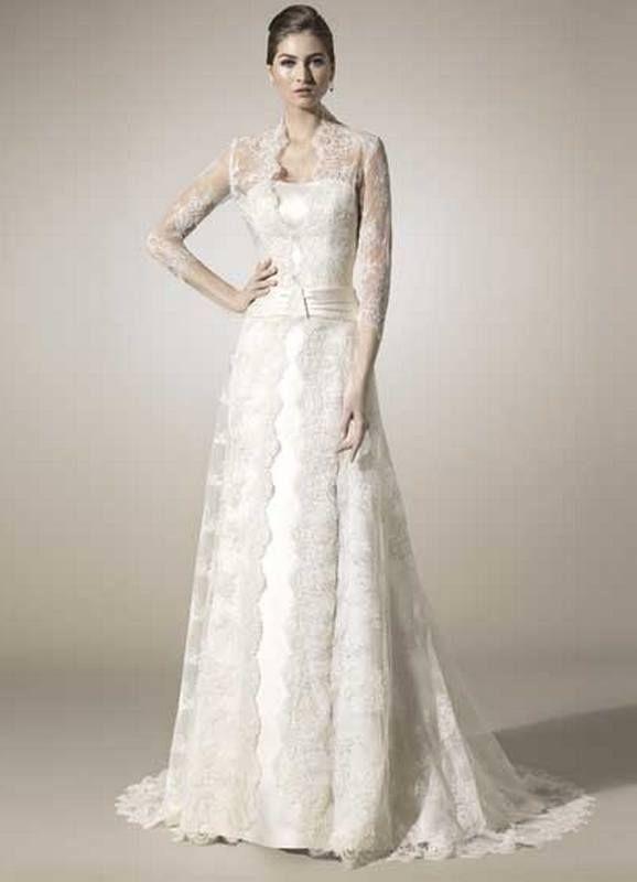 Wedding Attire For Older Brides
