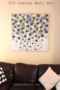 Simple+Canvas+Painting+Ideas | ... ideas | easy canvas art ...