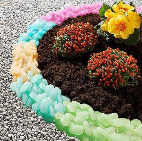 Simple Handmade Original Flower Garden Idea Handmade Website