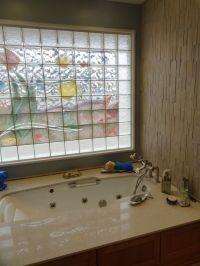 Decorative Glass Block Border Designs for Windows or ...