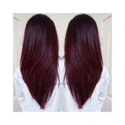 cherry bombr fall hair
