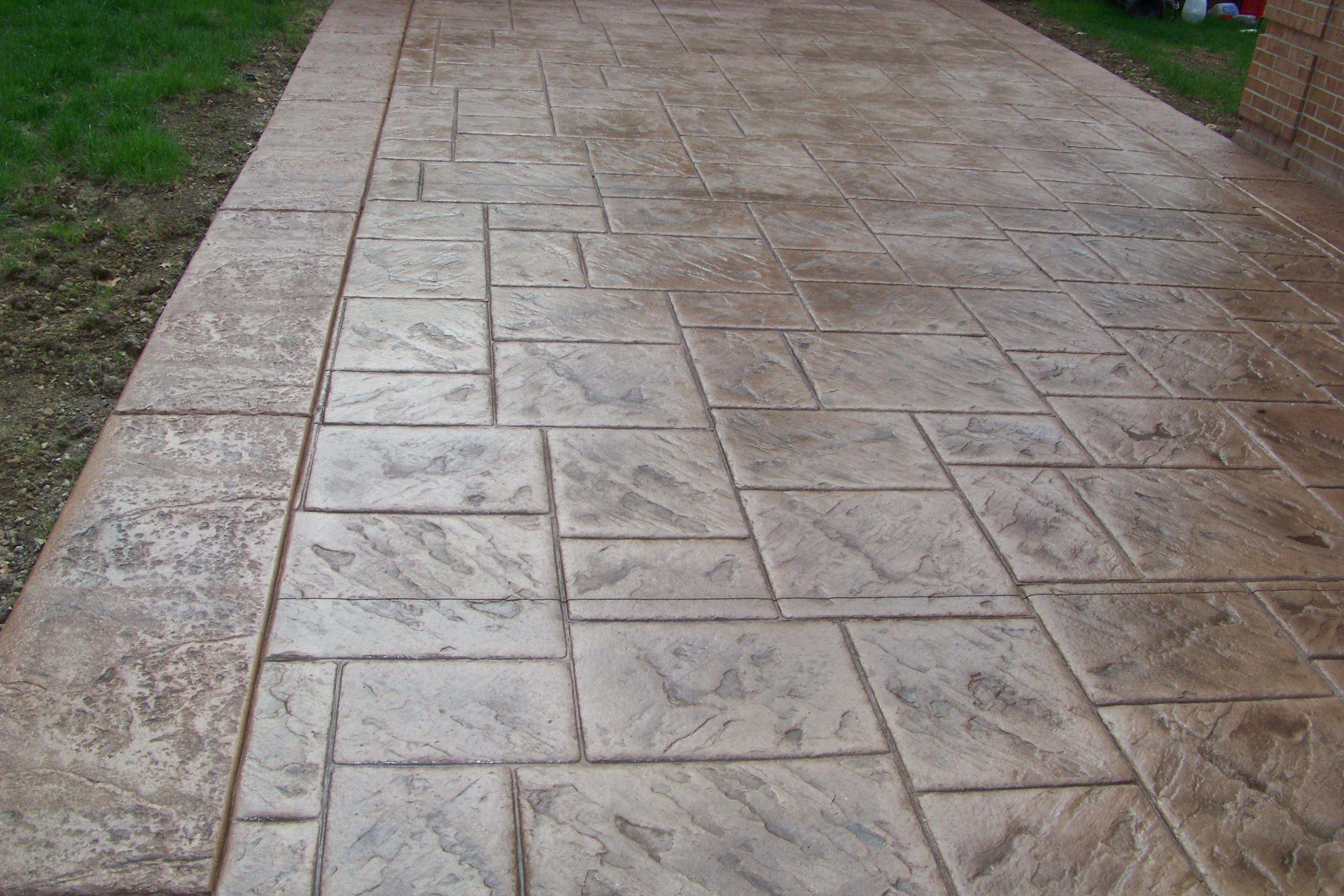 Perfect Palapas Stamped Concrete  Decks Photo Gallery