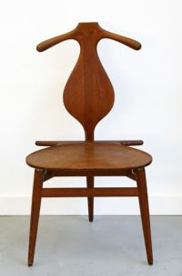 Hans Wegner - A classic The Valet Chair | beautiful ...