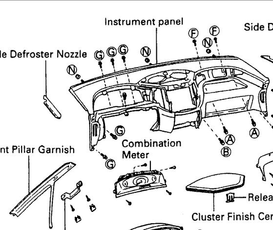 pin toyota previa diagram on pinterest