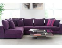 Living Room : Sectional Sofas : Cooper (Purple) *Faints* A