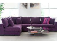 Living Room : Sectional Sofas : Cooper (Purple) *Faints* A