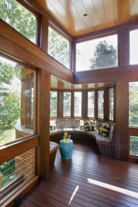 A sitting area | Window Seats, Nooks & Benches | Pinterest ...