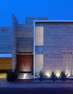 Ji studio have designed the navona house in pachuca mexico also rh pinterest