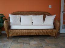 Pottery Barn Malabar Wicker Chair
