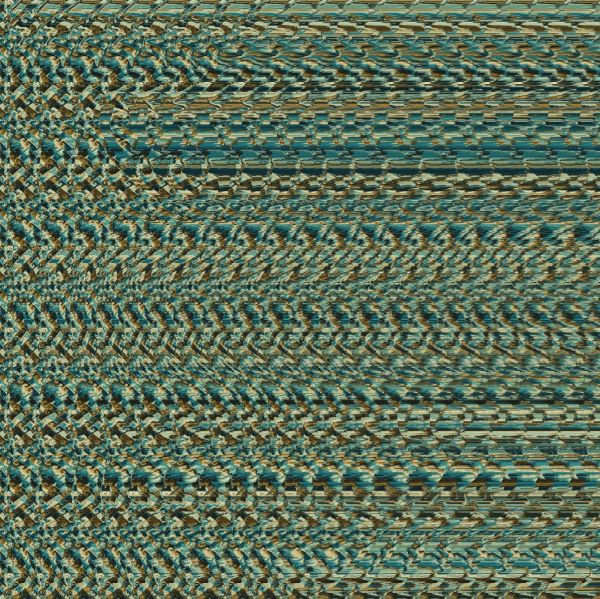 Magic Eye Waves Fractal Stereogram Illusions And