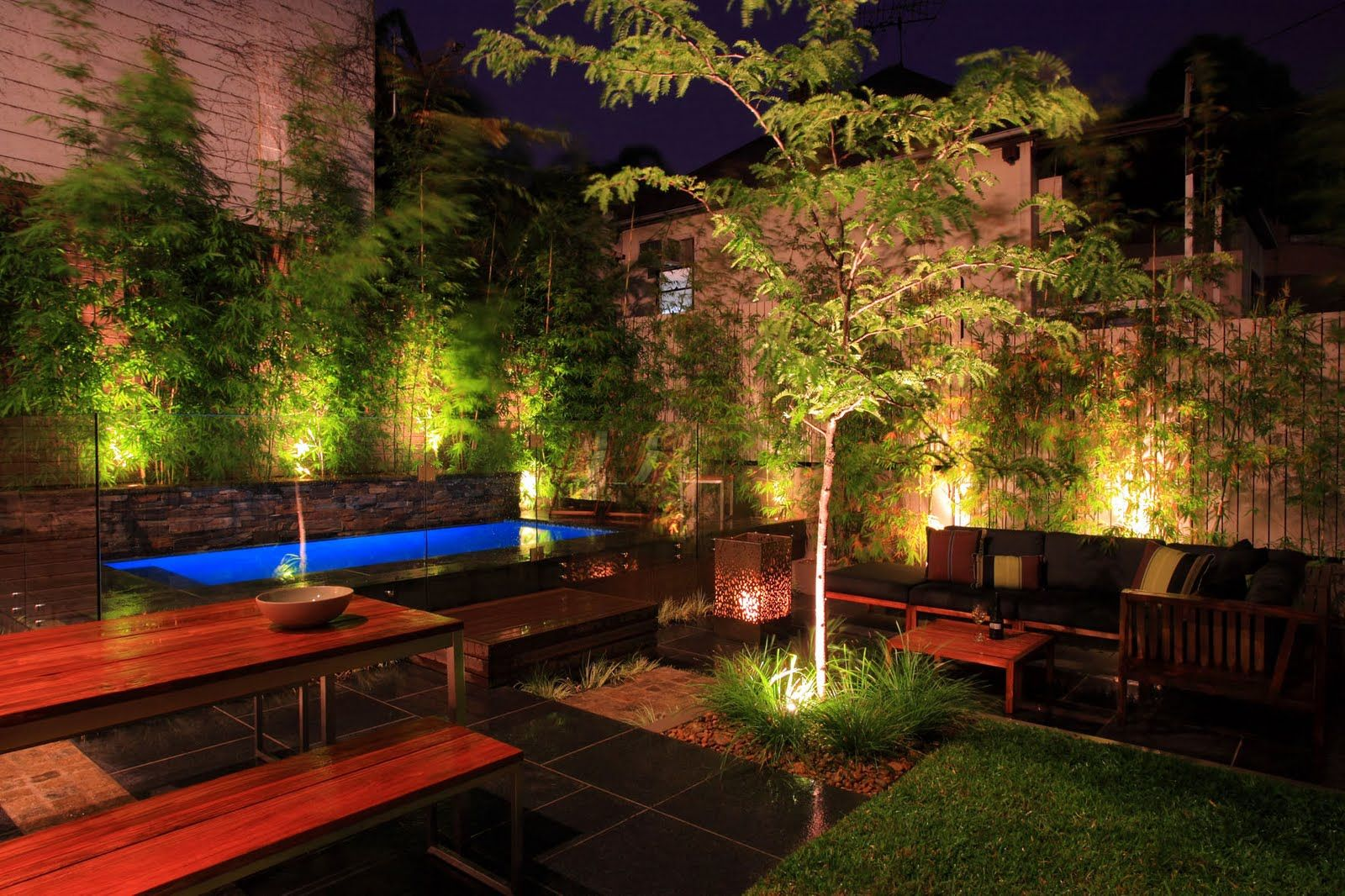 A Beautifully Garden Area New Sensation In Garden Area With