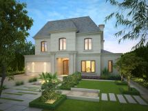French Provincial Home Designs