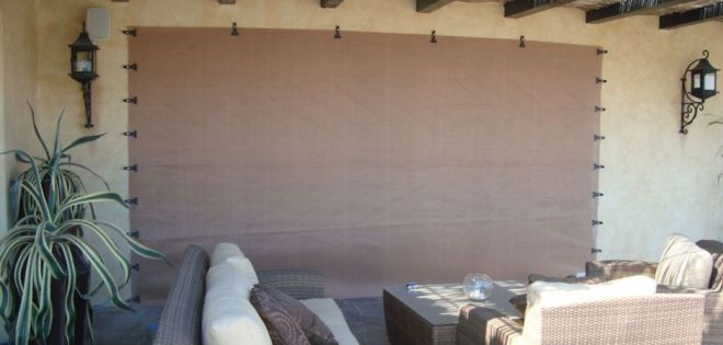 Hurricane fabric shutters have tested to be the best