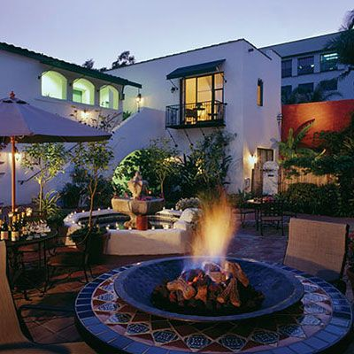 25 Best Hotels In The West Gardens Best Hotels And Santa Barbara