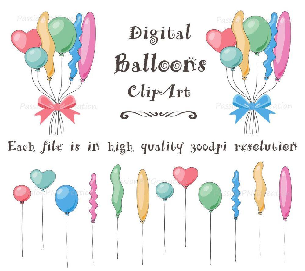 medium resolution of balloons clip art balloons clipart bunches of balloons party balloon birthday balloon